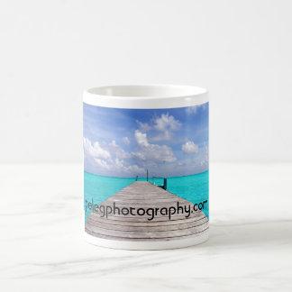 The Dock, pelegphotography.com Magic Mug