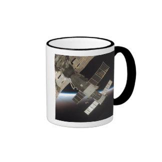 The docked Soyuz 13 Ringer Mug