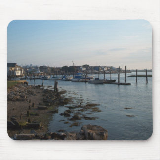 The docks mouse pad