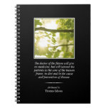 The Doctor of the Future Chiropractic  Notebook