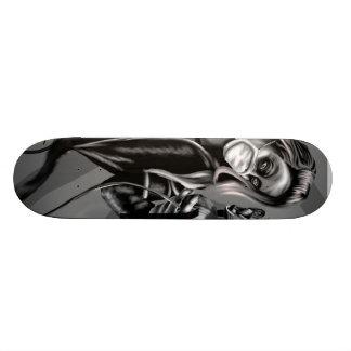 The Doctor Skateboard Deck