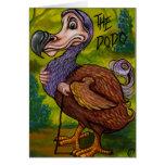 THE DODO Alice in Wonderland Note Card