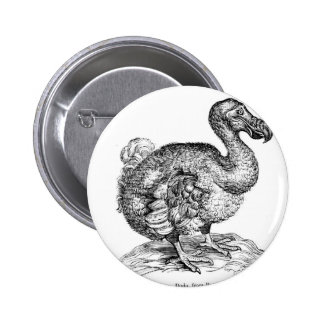 The Dodo Pinback Buttons