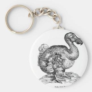The Dodo Keychains