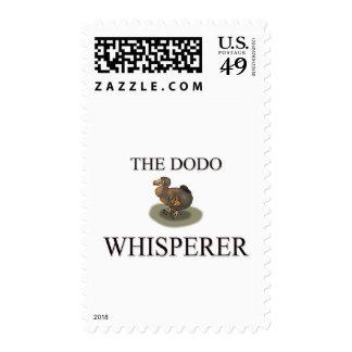 The Dodo Whisperer Stamps