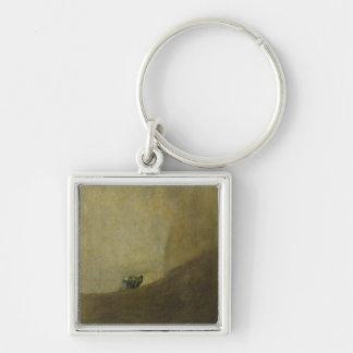 The Dog, 1820-23 Key Chain