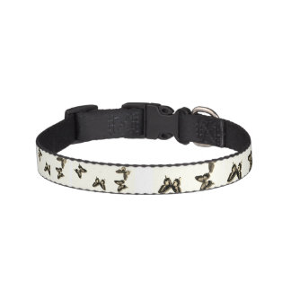 The Dog and Butterfly Pet Collar