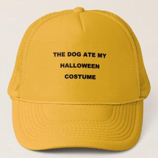 The Dog Ate My Halloween Costume! Trucker Hat