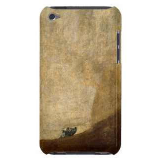 The Dog (Black Paintings) by Francisco Goya 1820 iPod Touch Cover