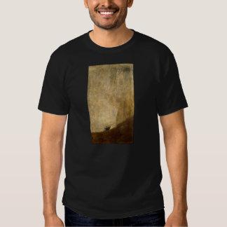 The Dog (Black Paintings) by Francisco Goya 1820 T-shirt