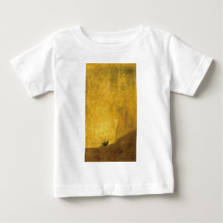 The Dog, by Francisco de Goya Baby T-Shirt