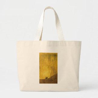 The Dog, by Francisco de Goya Large Tote Bag