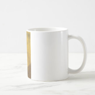 The Dog, by Francisco de Goya Classic White Coffee Mug