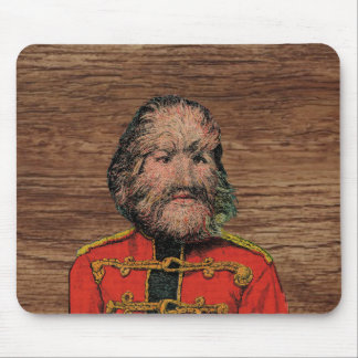 The Dog Faced Man Mouse Pad