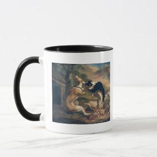 The Dog Fight, 1678 Mug