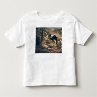 The Dog Fight, 1678 Toddler T-shirt