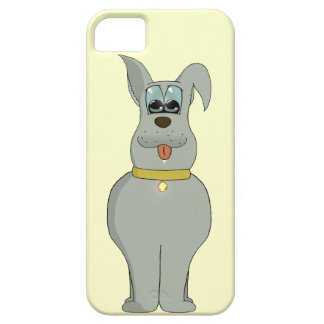 The dog iPhone SE/5/5s case