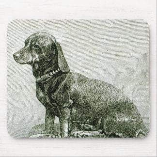 The Dog Jacob Mouse Pad