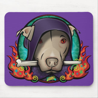The Dog Lord Mouse Pads