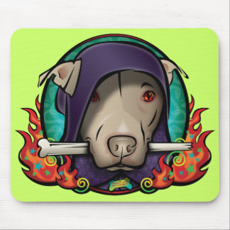 The Dog Lord Mousepads