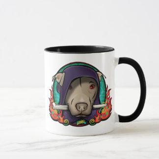 The Dog Lord Mug