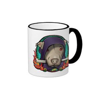 The Dog Lord Ringer Coffee Mug
