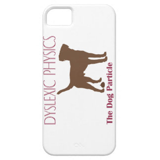The Dog Particle iPhone 5 Cases
