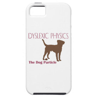 The Dog Particle iPhone 5 Cover