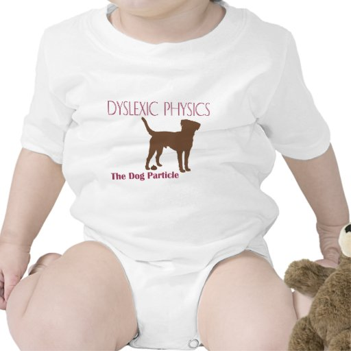 The Dog Particle Baby Bodysuit