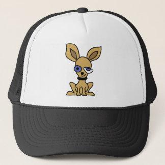 The Dog Trucker Hat