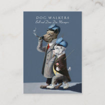 The Dog Walkers/Pet Sitter Card