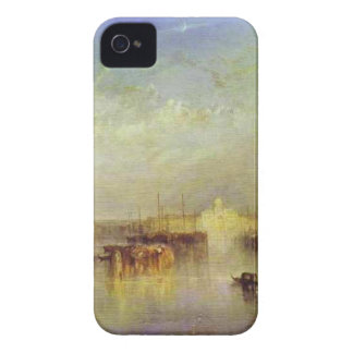 The Dogana, San Giorgio, Citella, From the Steps iPhone 4 Case-Mate Case