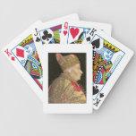 The Doge Francesco Foscari, 1460 Bicycle Playing Cards