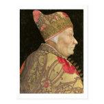 The Doge Francesco Foscari, 1460 Postcard
