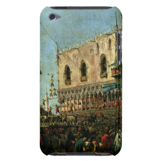 The Doge in the Shrove Tuesday Festival on the Pia iPod Touch Case-Mate Case