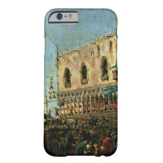 The Doge in the Shrove Tuesday Festival on the Pia Barely There iPhone 6 Case