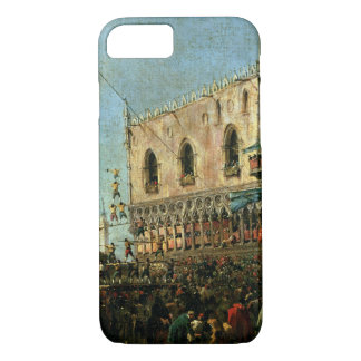 The Doge in the Shrove Tuesday Festival on the Pia iPhone 8/7 Case