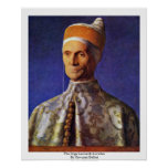 The Doge Leonardo Loredan By Giovanni Bellini Posters
