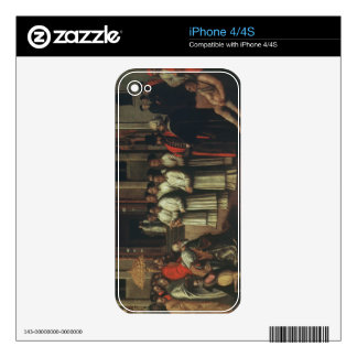 The Doge Ziani Meets Pope Alexander III (1105-81) Skin For The iPhone 4
