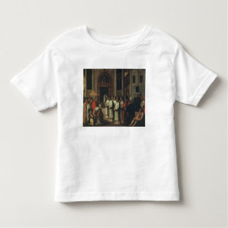 The Doge Ziani Meets Pope Alexander III (1105-81) Toddler T-shirt