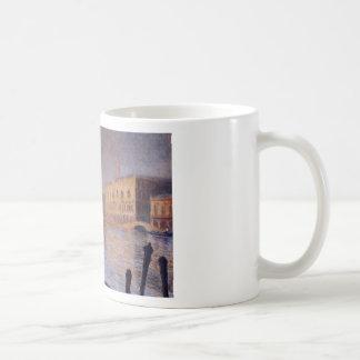 The Doges' Palace by Claude Monet Coffee Mug