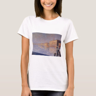 The Doges' Palace by Claude Monet T-Shirt