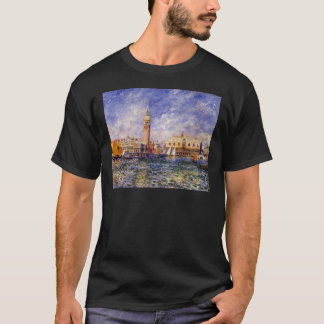 The Doges' Palace by Pierre-Auguste Renoir T-Shirt