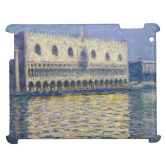 The Doges Palace (Le Palais Ducal) by Claude Monet Case For The iPad 2 3 4