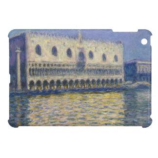 The Doges Palace (Le Palais Ducal) by Claude Monet Case For The iPad Mini