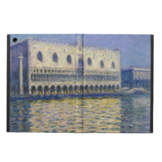 The Doges Palace (Le Palais Ducal) by Claude Monet Cover For iPad Air