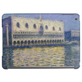 The Doges Palace (Le Palais Ducal) by Claude Monet iPad Air Case