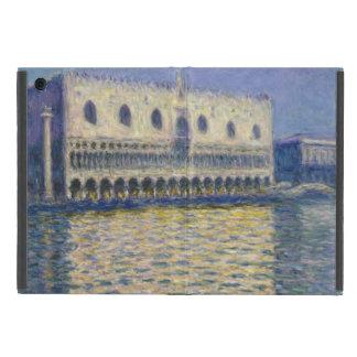 The Doges Palace (Le Palais Ducal) by Claude Monet iPad Mini Case