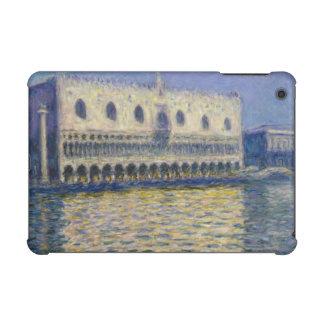 The Doges Palace (Le Palais Ducal) by Claude Monet iPad Mini Retina Case