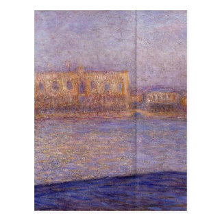 The Doges' Palace Seen from San Giorgio Maggiore 3 Postcard